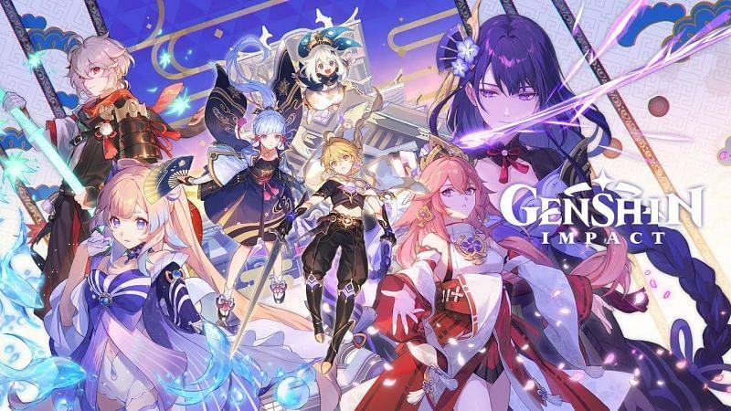Genshin Impact appears at Gamescom Open Night (Image via miHoYo)