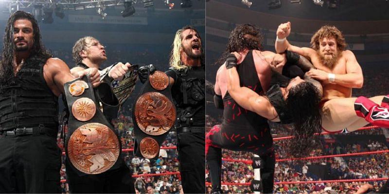 WWE Extreme Rules में एक धमाकेदार मैच हुआ था