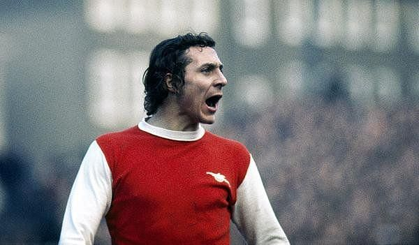 Radford stayed at Arsenal for a decade