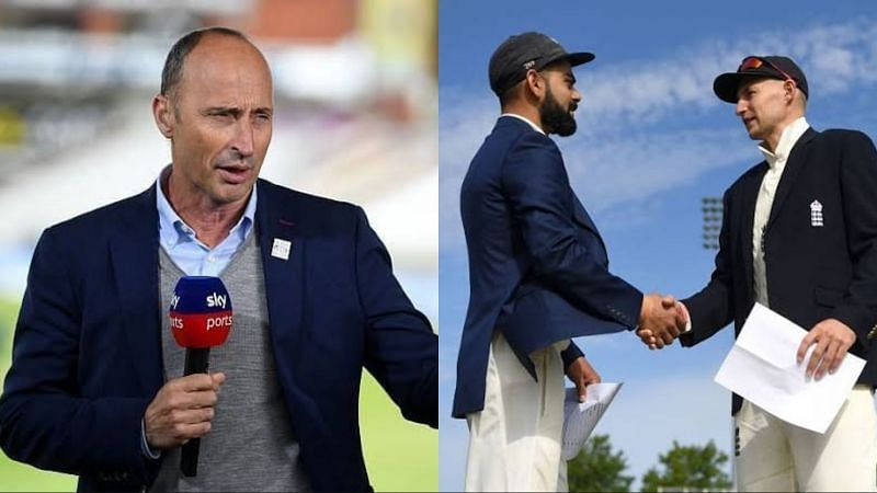 Many think India are the favorites, but I'd have England as favorites: Nasser  Hussain