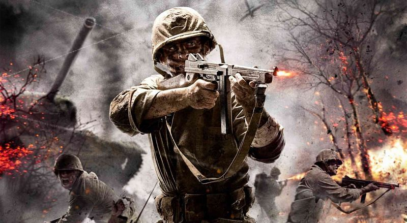 Call of Duty 'Vanguard' is set for a Q4 release date (Image via Activision)