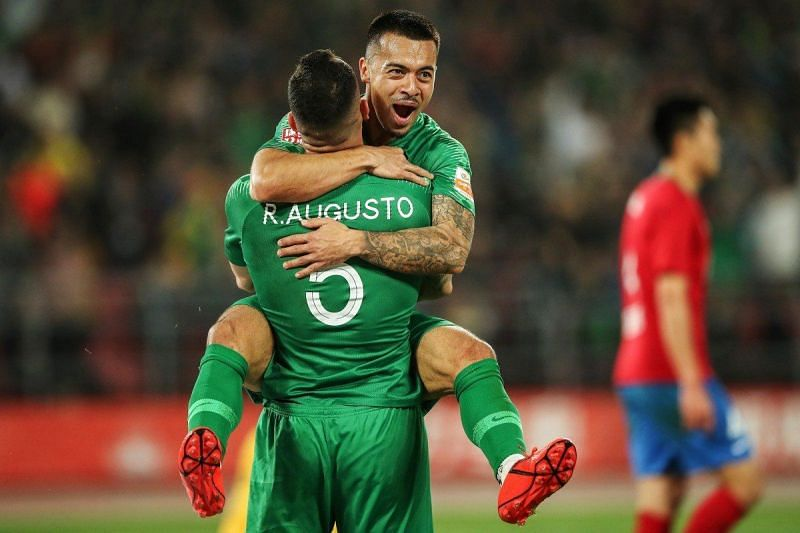Beijing Guoan and Shanghai Shenhua go head-to-head in the final matchday of the Chinese Super League