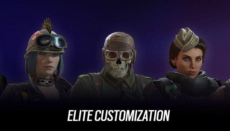 Реконфигурация настроек в Rainbow Six Siege (скриншот через Ubisoft)