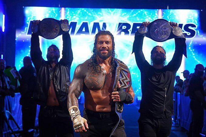 WWE Supershow इवेंट में हुए कई जबरदस्त मैच