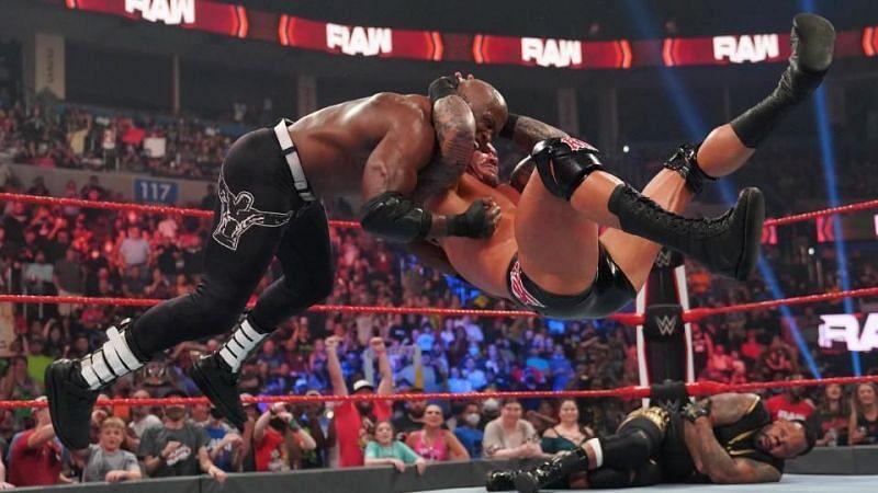WWE Raw का एपिसोड काफी ज्यादा जबरदस्त साबित हुआ