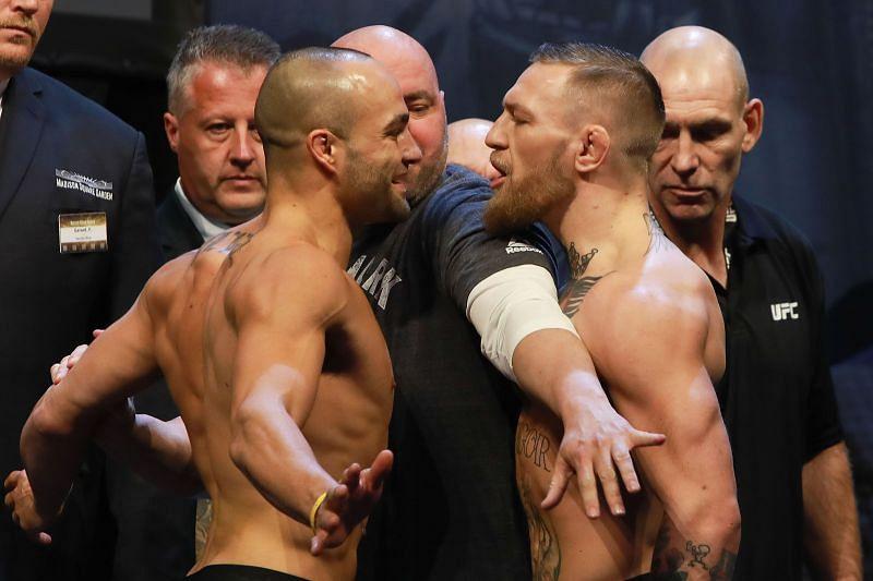 Eddie Alvarez and Conor McGregor headlined the ultra-stacked UFC 205 in 2016