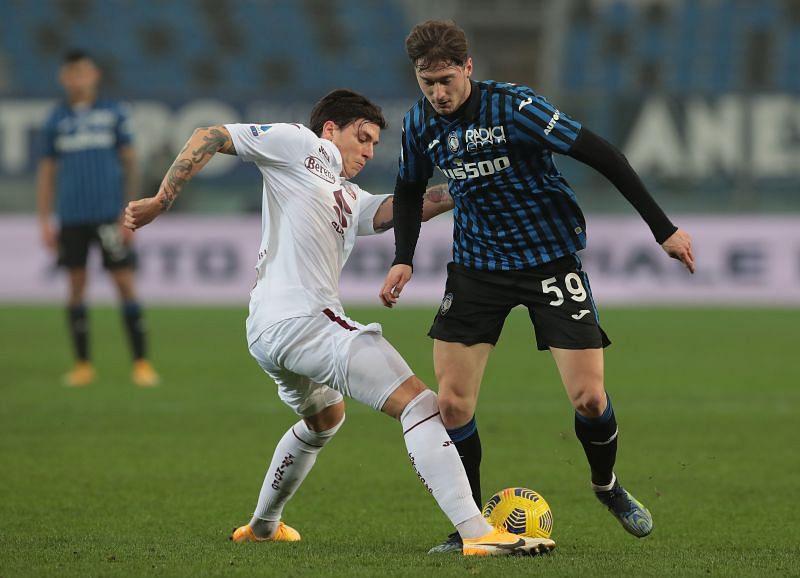 Torino and Atalanta face off on Saturday
