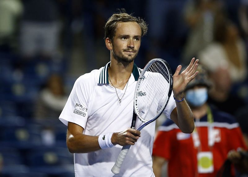Daniil Medvedev is cautious about crowds returning