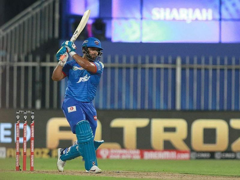 Rishabh Pant was the Delhi Capitals' captain in the first phase of IPL 2021