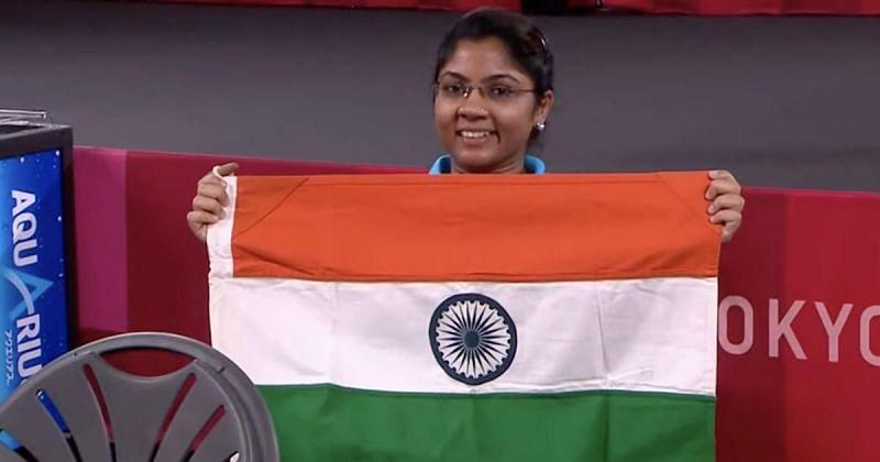 Tokyo Paralympics में भविना पटेल ने टेबल टेनिस C4 वर्ग में रजत पदक जीता