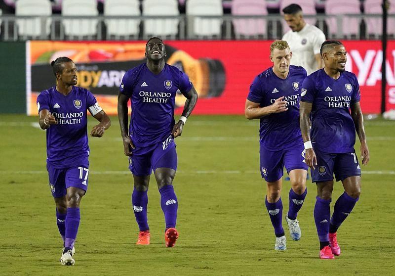 Orlando City take on FC Cincinnati this weekend