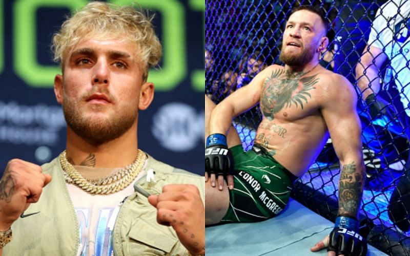 """Conor McGregor is the """"most underpaid fighter in history,"""" according to Jake Paul, who appreciates """"the value he has brought to the UFC."""""""