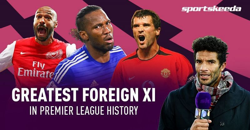 The Premier League has been home to several world-class players over the years