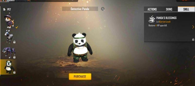 Detective Panda - Panda