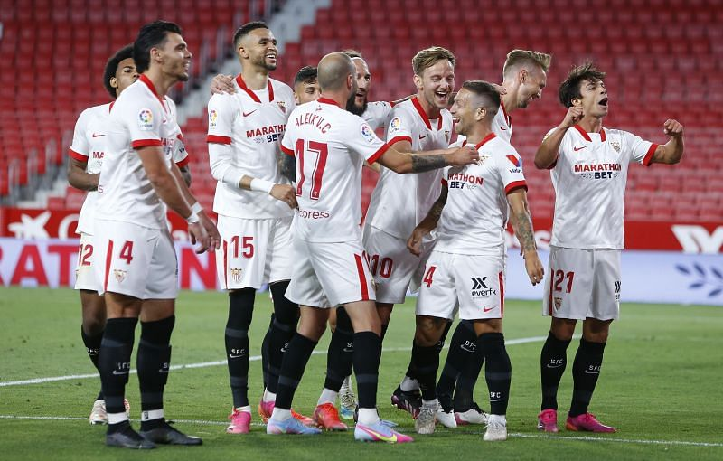 Sevilla have an excellent squad this year