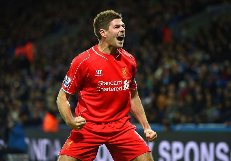 The midfielder was a huge sensation at Anfield