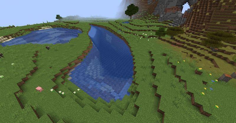 Entrada a un acuífero creado en la Tierra (Imagen a través de Reddit)