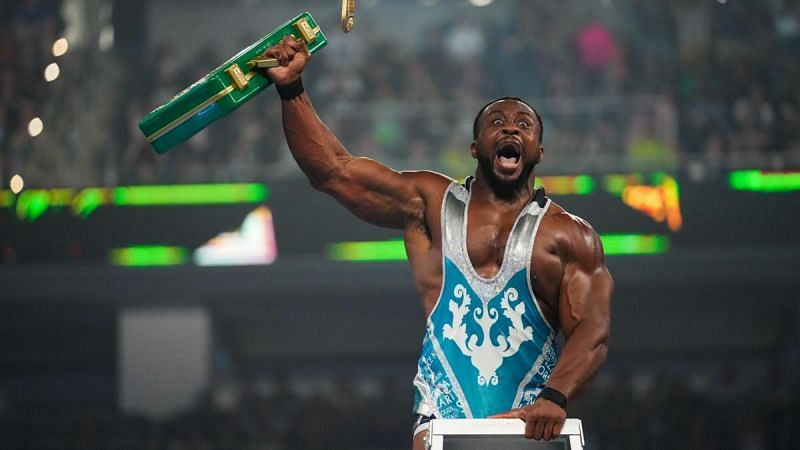 Big E is Mr. Money in the Bank