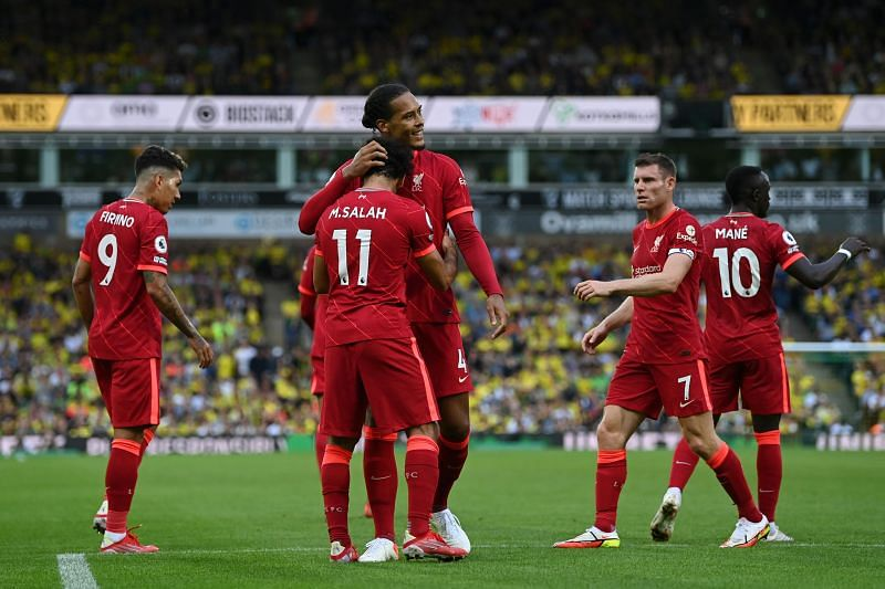 Liverpool will host Burnley on Saturday
