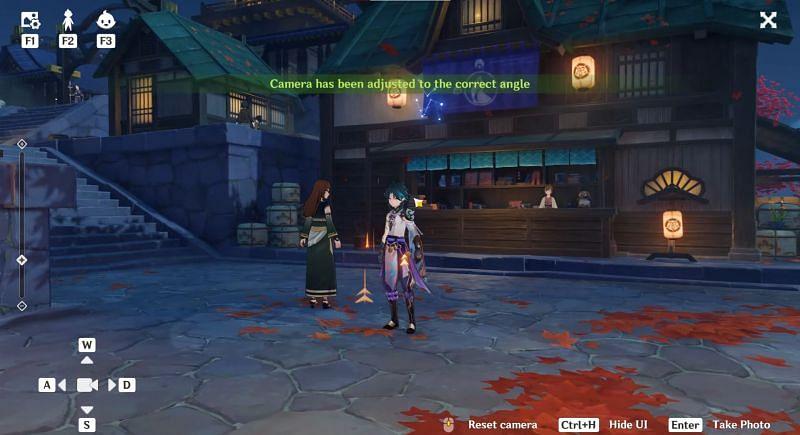 La primera foto que deben tomar los jugadores (Imagen a través de ZaFrostPet)