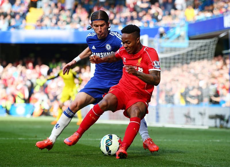Sterling was Liverpool