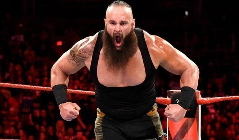 WWE ने इस साल जून में ब्रॉन स्ट्रोमैन को रिलीज कर दिया था