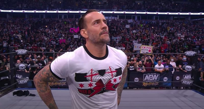 CM Punk made an incredible return to wrestling with his AEW debut