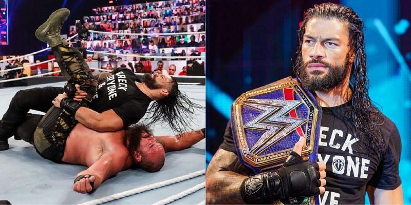 WWE में रोमन रेंस ने यूनिवर्सल चैंपियन बनने के बाद काफी प्रभावित किया है