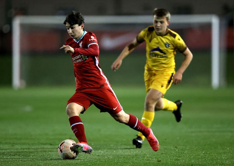Mateusz Musialowski is one of the most exciting young talents in European football