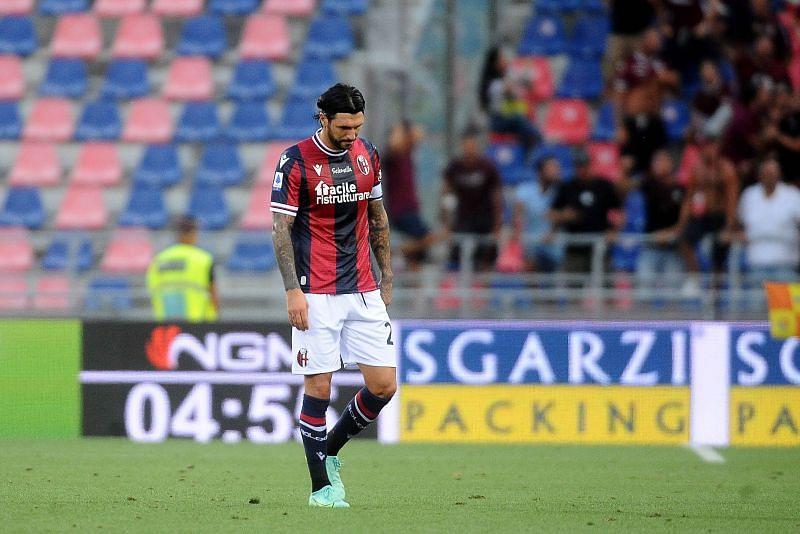 Bologna have a few selection concerns