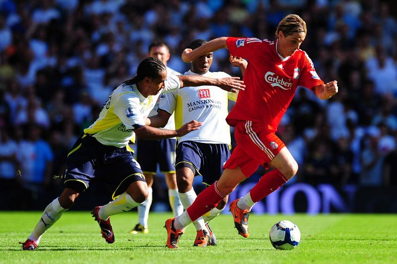 Torres scored goals for fun at Liverpool