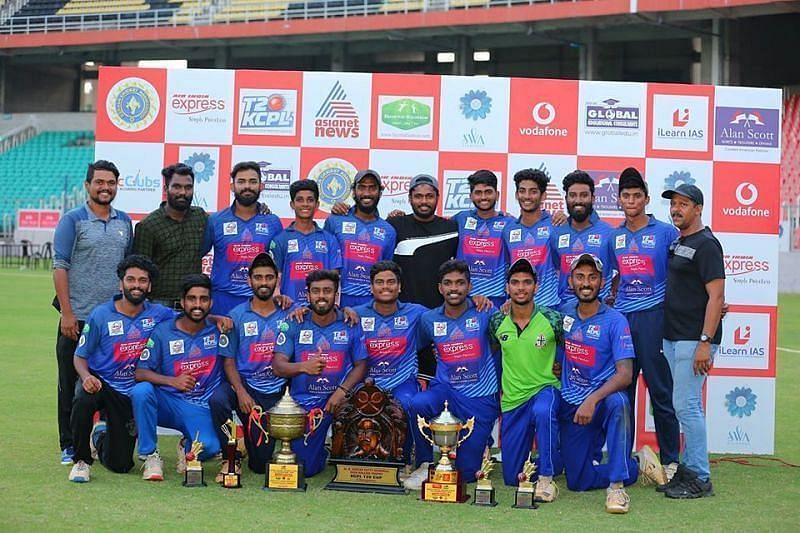(Image Courtesy: Kerala Cricket Association)