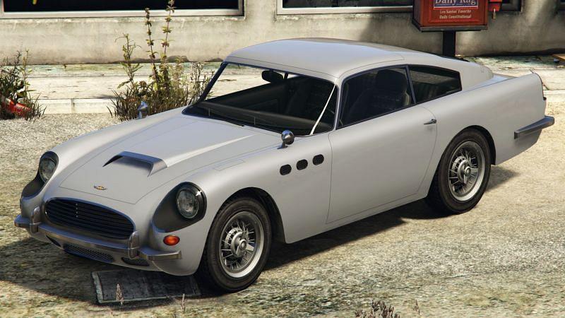The JB 700W, as it appears in GTA Online (Image via Rockstar Games)