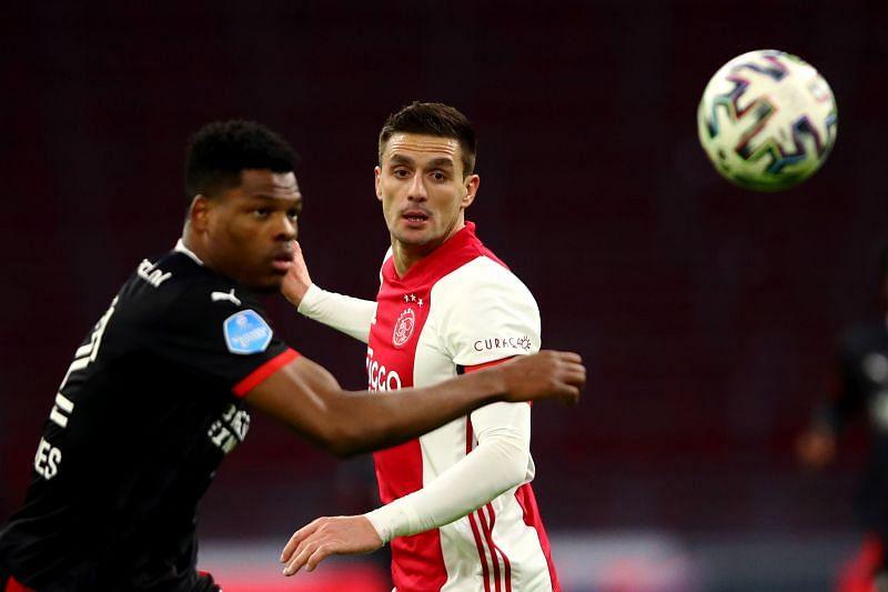 Ajax take on PSV Eindhoven this weekend