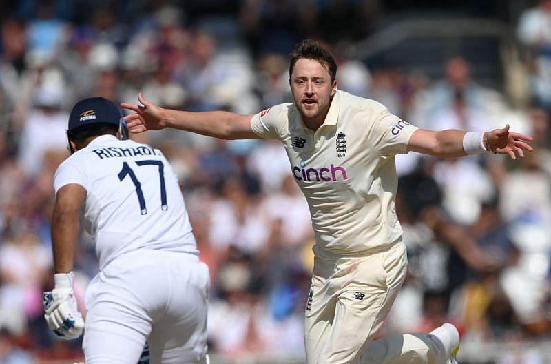 ऋषभ पंत अभी तक इंग्लैंड के खिलाफ टेस्ट सीरीज में पूरी तरह फ्लॉप रहे हैं
