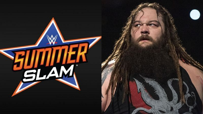 Bray Wyatt watched the fan sign at WWE SummerSlam 2021