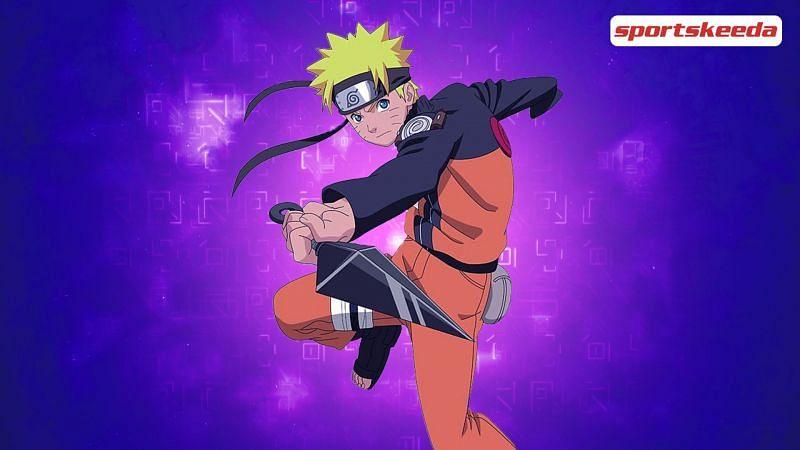 Naruto and Kevin the Cube will be present in Fortnite Season 8 (Image via Sportskeeda)