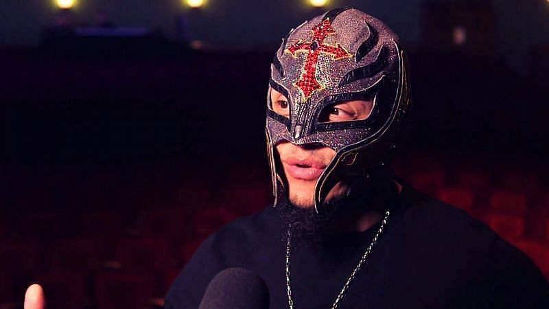 Rey Mysterio wrestled Kurt Angle on multiple occasions