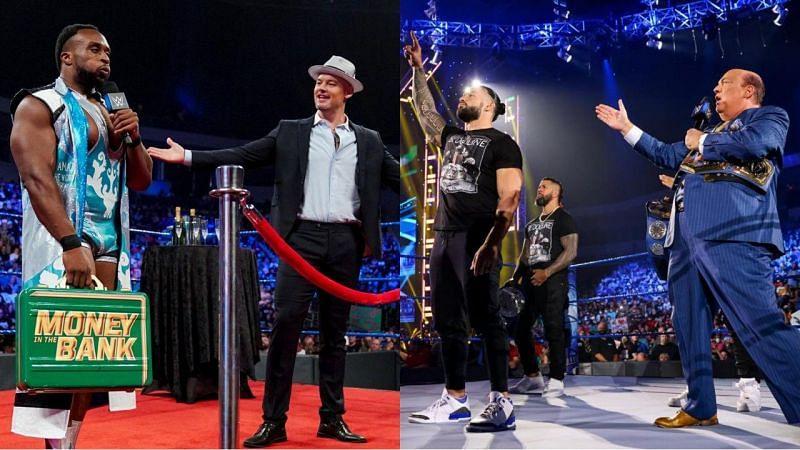 WWE SmackDown के इस हफ्ते के एपिसोड के दौरान कुछ गलतियां देखने को मिलीं