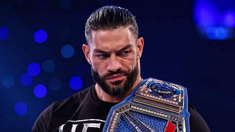 WWE यूनिवर्सल चैंपियनशिप मैच का हुआ ऐलान