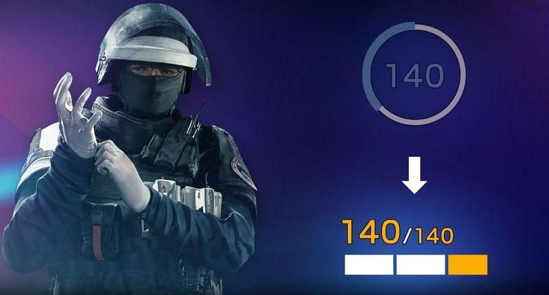 Изменения HP связаны с Crystal Guard (снимок экрана через Ubisoft)