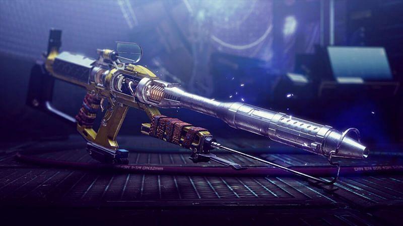 New Season of the Lost linear fusion rifle, Lorentz Driver (Image via Destiny 2)