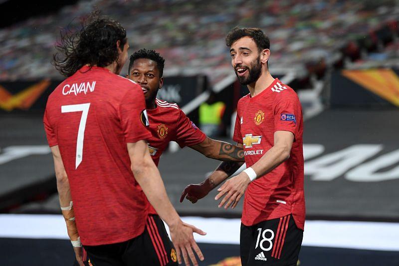 Манчестер Юнайтед - Рома - полуфинал Лиги Европы УЕФА: Первый этап