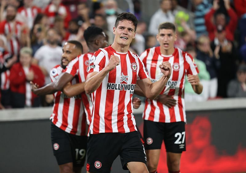Brentford enjoyed a perfect start to their 2021-22 Premier League campaign