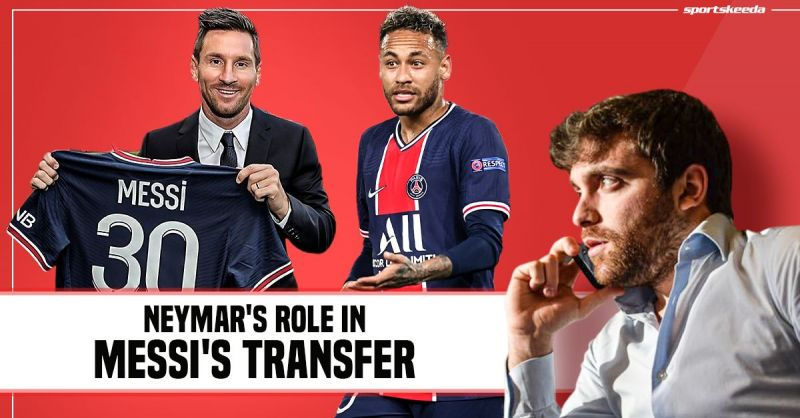 Neymar and Lionel Messi will play together once again at PSG