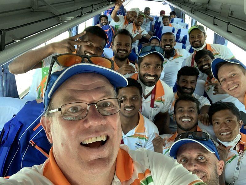 ग्राहम रीड ने 41 साल बाद हॉकी में भारत को ओलंपिक मेडल दिलाने में खास भूमिका निभाई