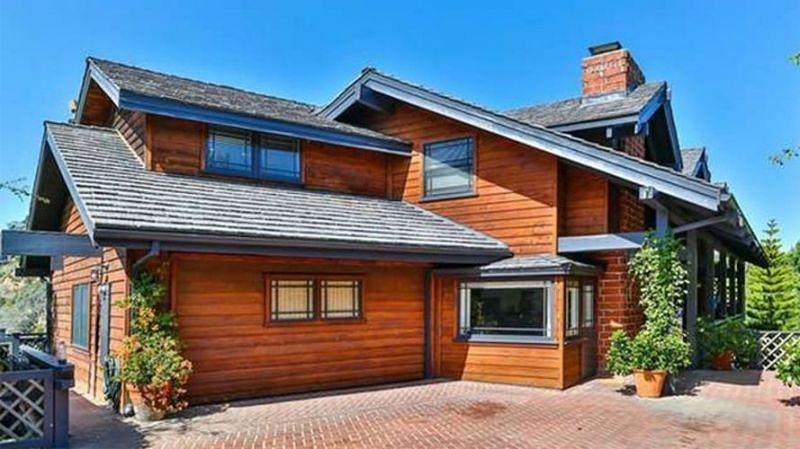 Brooke's LA Property. (Image via: Berkshire Hathaway HomeServices / Coldwell Banker)
