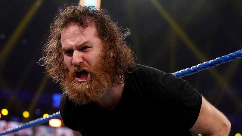 The WWE conspiracy continues to target Sami Zayn.