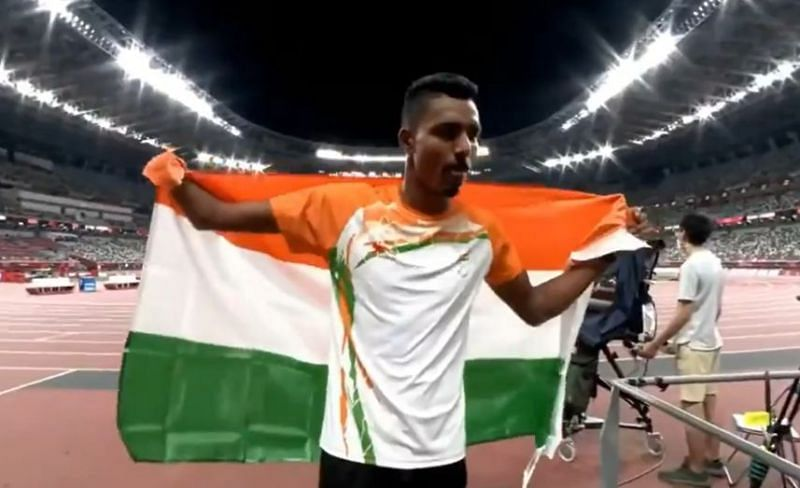 Tokyo Paralympics में भारत के निषाद कुमार ने हाई जंप T47 में रजत पदक जीता