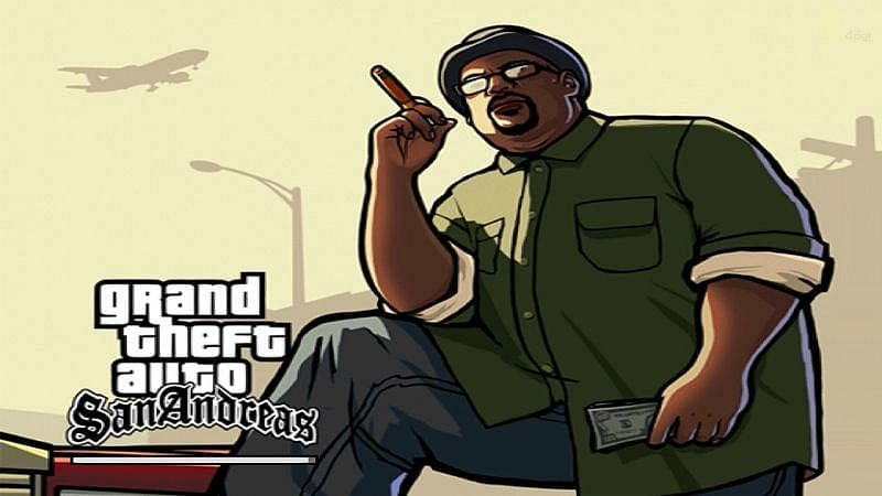 Big Smoke's betrayal of CJ was one of the most iconic betrayals from the GTA series (Image via GTA Wiki)